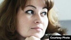 """Зебо Тоҷибоева, мудири иҷроияи хабаргузории """"Азия-Плюс""""."""