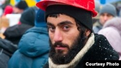 Сергей Нигоян, погибший в ходе столкновений в Киеве.