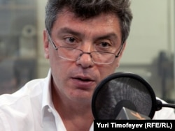 Борис Немсов