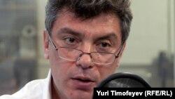 Boris Nemtsov pictured in 2011.