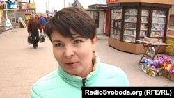 Жителька Донецька