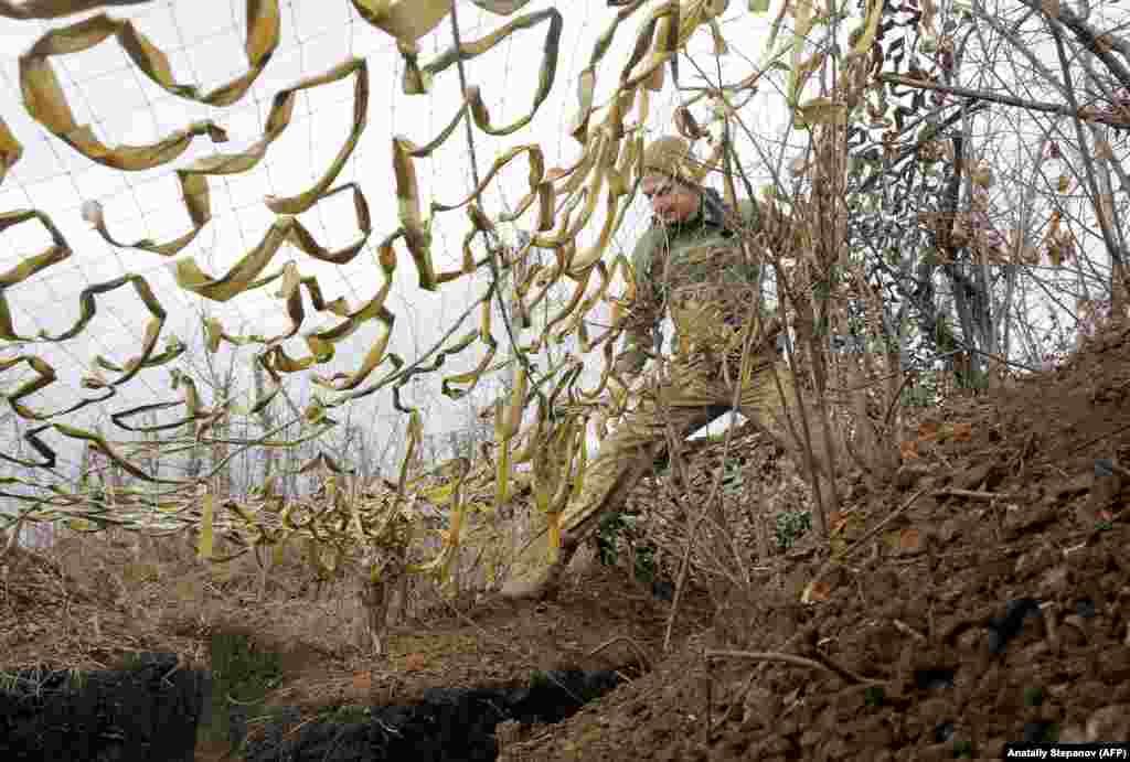 УКРАИНА - Повлекувањето на војската од селото Петривск во регионот Донбас во источна Украина ќе започне на 9 ноември, соопшти ОБСЕ.