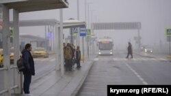 Аеропорт Сімферополя, архівне фото