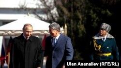 Путиндин Бишкек сапары
