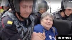 Задержание 10 августа