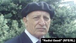 Абдулҳами Самадов, муовини раиси Иттиҳоди нависандагони Тоҷикистон.
