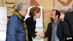 اصغر فرهادی، آنجلینا جولی و پدرو آلمادوار، نامزدهای گلدن گلوب ۶۹