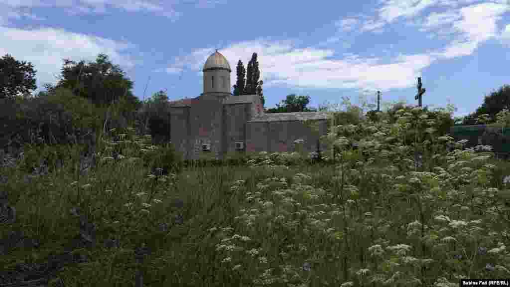 Церковь Святого Димитрия XVI века, ранее принадлежащая греческой общине