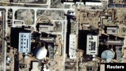 Imazhe satelitore nga një central bërthamor në Iran