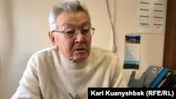 Директор Казахстанского филиала Научно-информационного центра межгосударственной координационной водохозяйственной комиссии Нариман Кипшакбаев.