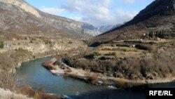 Kanjon rijeke Morače