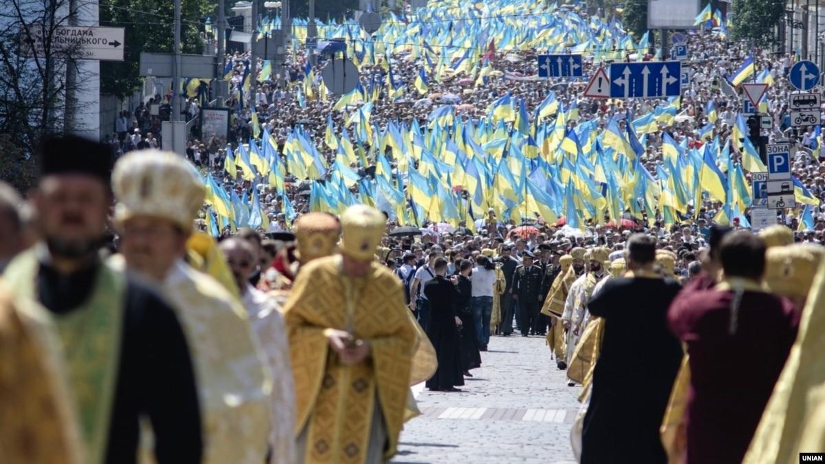 Независимая церковь – последний элемент истинной независимости Украины (мировая пресса)