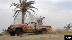Pripadnik provladine snage, Jemen