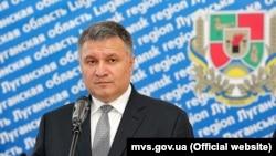 Ukraynanın daxili işlər naziri Arsen Avakov