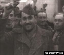 Александр Орлов в Испании, 1937