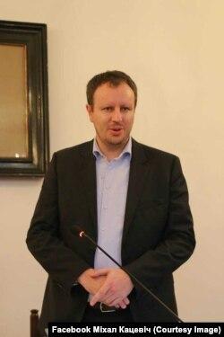 Міхал Кацевіч, політичний оглядач тижневика Newsweek.