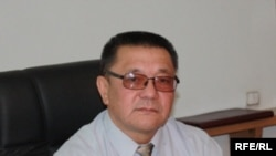 Kyrgyz National Security Committee head Duishebaev
