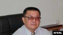 Кеңешбек Дүйшөбаев, УКМК төрагасынын милдетин аткаруучу, 2010-жылдын 16-апрели.