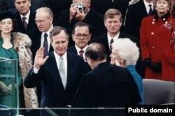 Inaugurimi i presidentit George H.W Bush