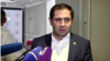 Новоизбранный руководитель партии «Гражданский договор» Сурен Папикян, 17 июня 2019 г.
