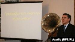 Идрис Газиев татар музыка тарихындагы яңа табышлары белән уртаклаша