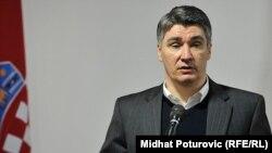 Zoran Millanoviq - foto arkivi