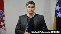 Zoran Milanović u Sarajevu