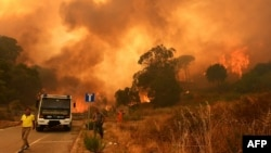 Požari u Italiji, arhiv