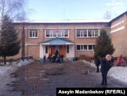 Жүрсүн Субанбеков атындагы орто мектеп.