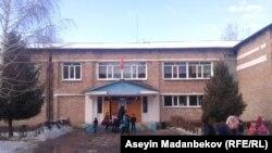 Школа имени Журсуна Субанбекова.