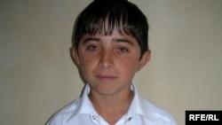 16 yaşlı Afiq
