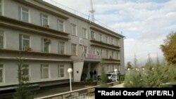 Бинои Идораи пулиси шаҳри Кӯлоб