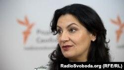 Віце-прем'єр-міністр України з питань європейської та євроатлантичної інтеграції України Іванна Климпуш-Цинцадзе