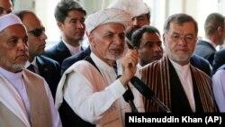 آرشیف، محمد اشرف غنی، رئیس جمهوری افغانستان