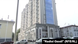 Новостройки Душанбе