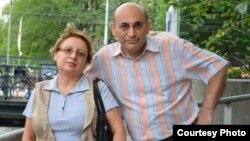 Лейла и Ариф Юнус до ареста