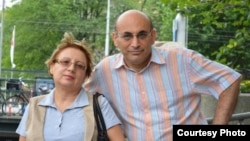 Jailed rights activists Leyla and Arif Yunus are reportedly in declining health in prison.