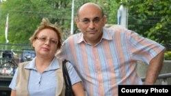 Leyla Yunus və Arif Yunus