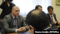 Kërstimir Pantiq, zv.drejtor i Zyrës së Serbisë për Kosovën