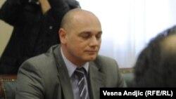 Kryetari ilegal i Mitrovicës, Kërstimir Pantiq.