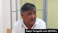 Шарабидин Токтосунов.