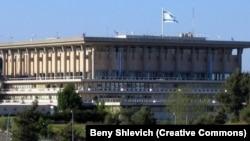 Здание израильского парламента