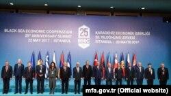 25-й Юбилейный саммит глав государств-участников Организации Черноморского Экономического Сотрудничества (ОЧЭС)