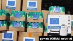 Ajutoare oferite de UE sectorului de sănătate de pe cele două maluri ale Nistrului