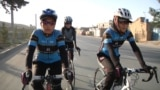 Harassment, Threats Don't Slow Down Afghan Women's Cycling Team