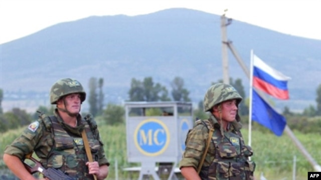 Did Russian peacekeepers at South Ossetia's de facto border know what was coming?