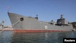 Anije ruse në Detin e Zi