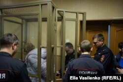 Шевченко в суде