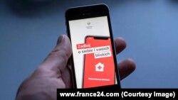 Польское приложение для мониторинга местонахождения людей, которые находятся на 14-дневной обсервации дома