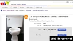 eBay олу йохка-эцаран сайт